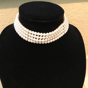 Jewelry - Pearl Choker Necklace